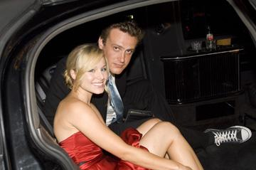 Kristen Bell and Jason Segel in Universal Pictures' Forgetting Sarah Marshall