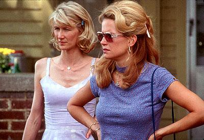 Laura Dern and Kelly Preston in Miramax's Daddy and Them