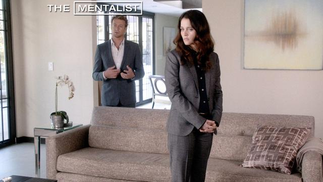 The Mentalist - Deep Grieving Period