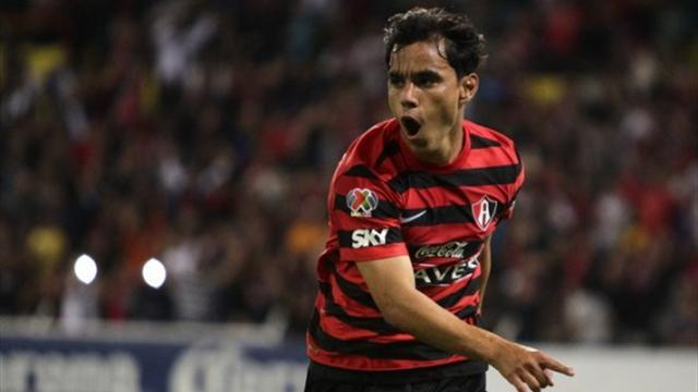 World Cup - Atlas striker Bravo back in Mexico squad for qualifiers