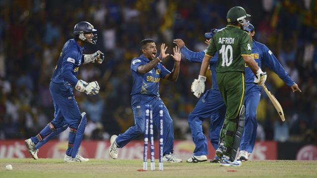 Sri Lanka beat Pakistan to reach World T20 final