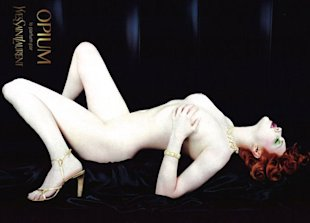 THAT Sophie Dahl For Yves Saint Laurent Image Among The 10 Most Controversial Ads EVER!