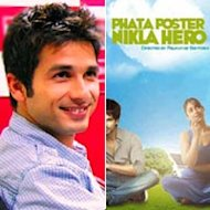Shahid Kapoor Learning Kannada On ?Phata Poster Nikla Hero? Sets