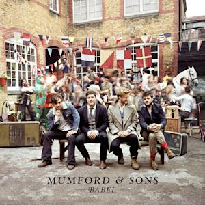 "This CD cover image released by Glassnote Records shows the latest release by Mumford & Sons, ""Babel."" (AP Photo/Glassnote Records)"