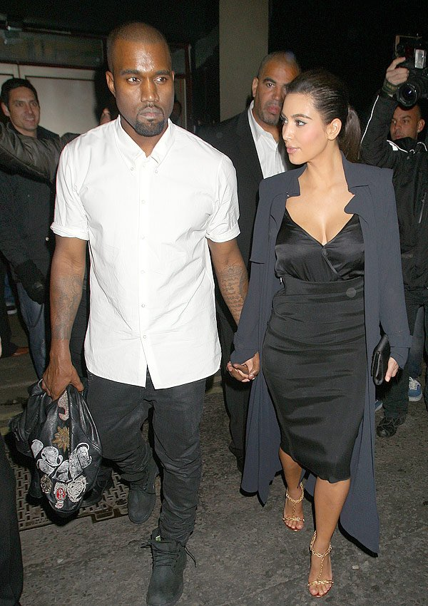 Kanye West Wants Kim Kardashian To Be The Ultimate Sex Symbol