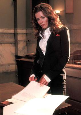 Anna Friel Fox's The Jury