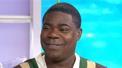 Tracy Morgan: 'Jimmy Fallon Needs Some Competition'