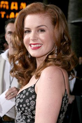 Isla Fisher at the Los Angeles premiere of Miramax Films' The Lookout