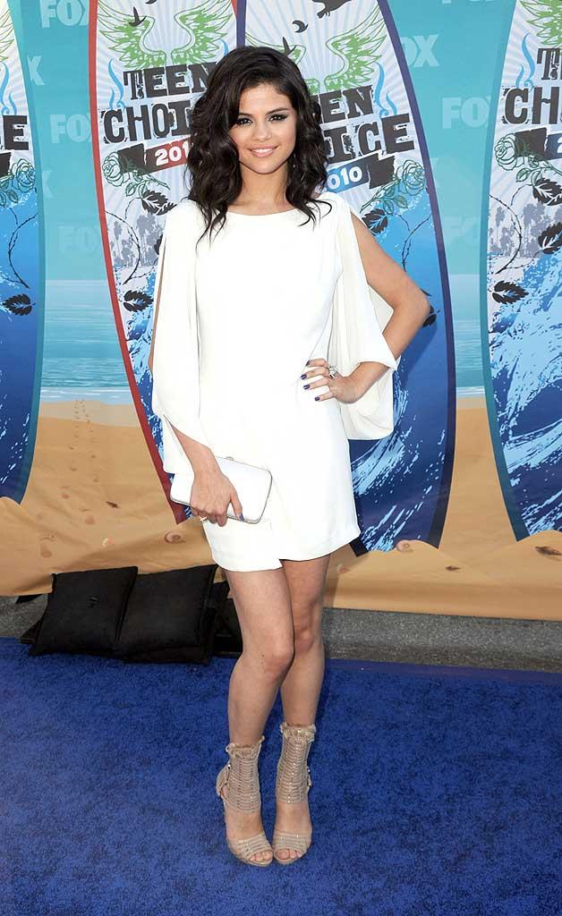 Gomez Selena Teen Choice Aw