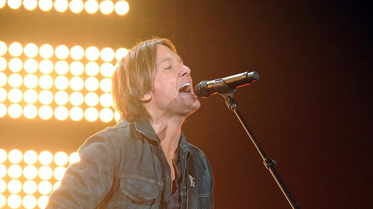 Keith Urban Crooners