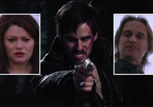 Once Upon a Time Preview: Will Hook Shoot Down Rumplestiltskin's Grand Plans?