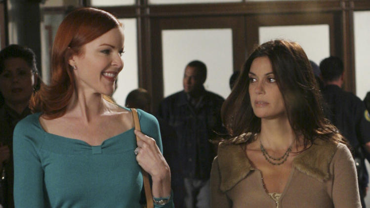 Marcia Cross vs. Teri Hatcher
