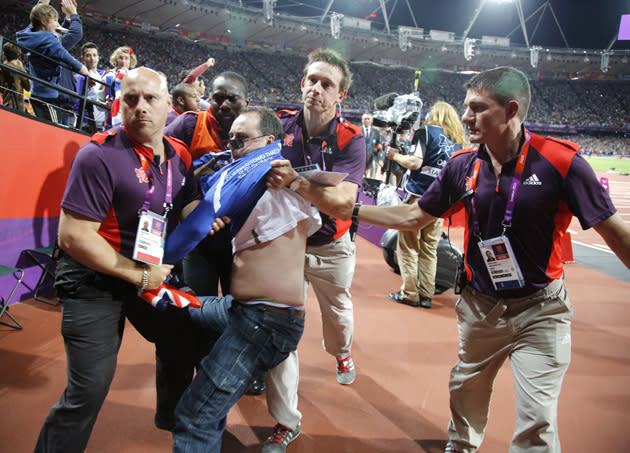 Most popular and unpopular men of London Olympics