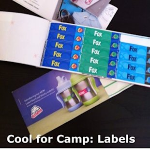 Labels, labels, and more labels!