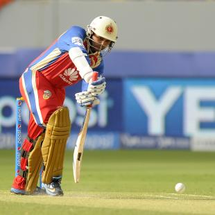 AB, Parthiv seal Bangalore's second win