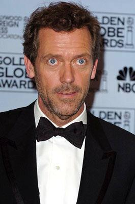 "Hugh Laurie Best Actor in a Drama Series - ""House"" 63rd Annual Golden Globe Awards - Press Room Beverly Hills, CA - 1/16/06"