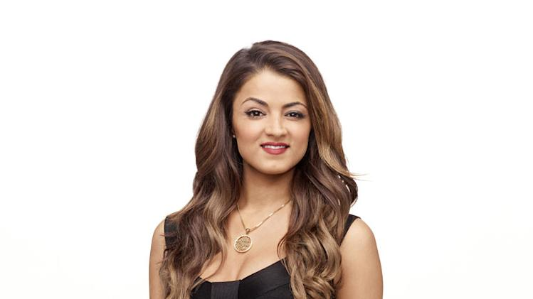 "Golnesa ""GG"" Gharachedaghi in ""Shahs of Sunset."""