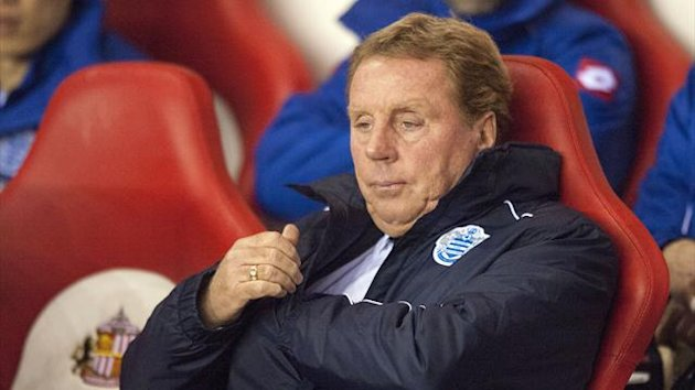 Harry Redknapp QPR