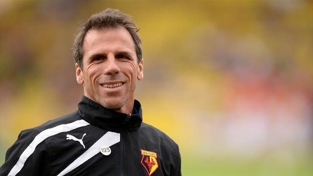 Championship - Zola steps down as Watford boss