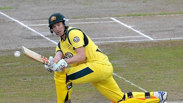 George Bailey scored 125 not out for Australia