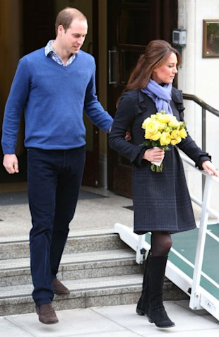 Kate Middleton Makes Prince William 'Proud For Way She's Handling Difficult Pregnancy'