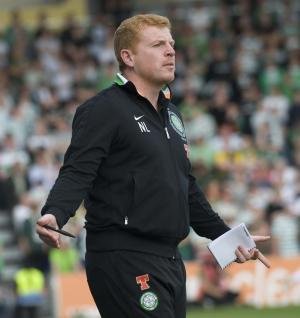 Neil Lennon hopes his players can put on a heroic display against Barcelona
