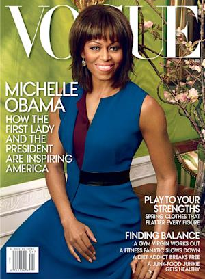 Michelle Obama's Vogue Cover: Our First Priority Is to Make Sure Our Family Is Whole