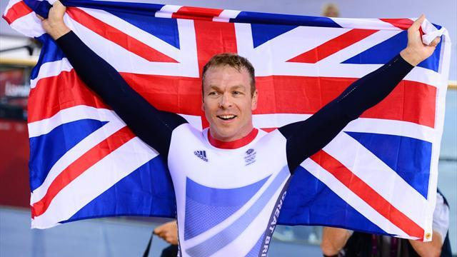 Cycling - Hoy: Olympic glory price of Scottish independence