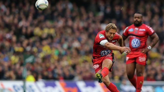 Heineken Cup - Wilkinson kicks winning points in Toulon triumph