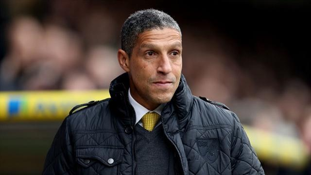 Premier League - Hughton expects more criticism after defeat