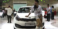 All New Rio Hatchback, Primadona Penjualan KIA di IIMS