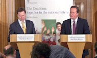 Cameron And Clegg Reboot The Coalition