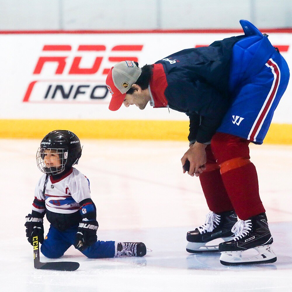 Enzo and Max Pacioretty john mahoney @mahoneygazette
