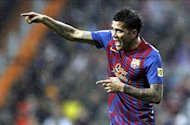 Messi has been lacking spark, says Dani Alves
