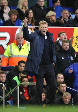 David Moyes was left to rue two dropped points at Craven Cottage