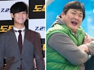 Kim Soo-hyun and Kim Jun-hyun win awards