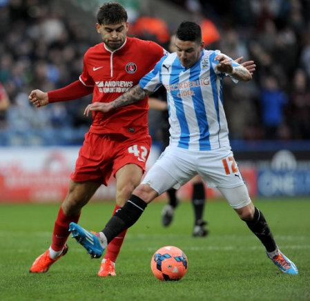 Soccer - FA Cup - Fourth Round - Huddersfield Town v Charlton Athletic - John Smith's Stadium
