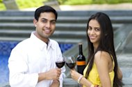 Wine consumption in India is expected to increase 73 percent by 2017