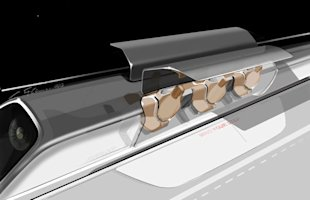 Five For Friday: 5 Forms of Travel That Won't Happen Before Hyperloop image 0812 Hyperloop 6051