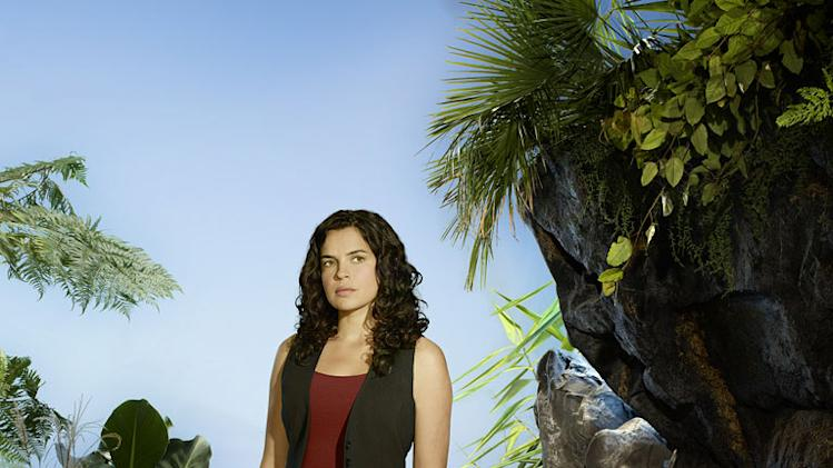 "Zuleikha Robinson stars as Ilana on ""Lost."""