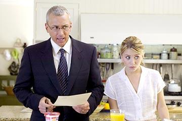 Drew Pinsky and Ashley Olsen in Warner Brothers' New York Minute