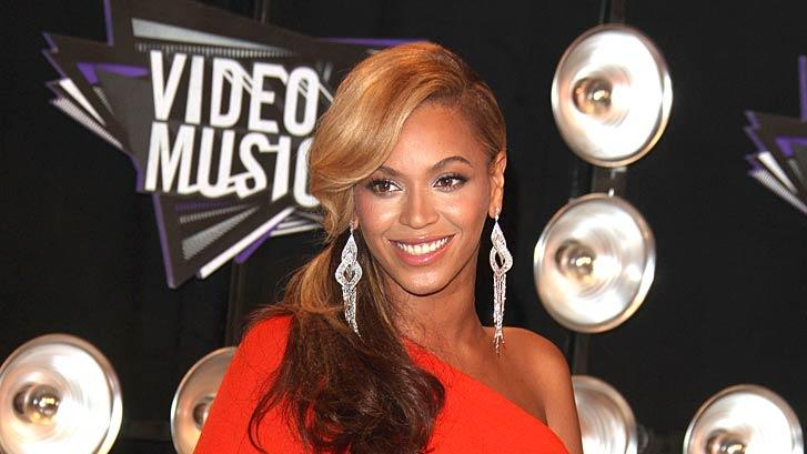 Beyonce Knowles MTVVM As