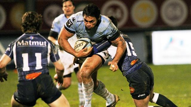 Top 14 - Bayonne blast through Castres