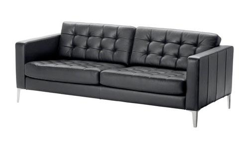 Karlstad Leather Sofa, $899-$919