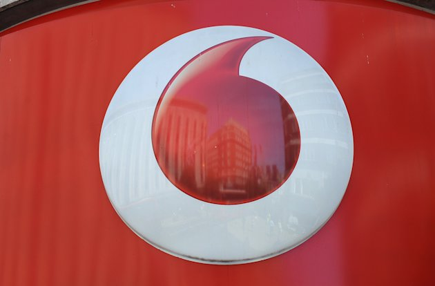 Vodafone has been accused of cutting off customres for not using phones enough (Image: Rex)