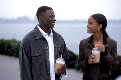 Derek Luke and Joy Bryant in Fox Searchlight's Antwone Fisher