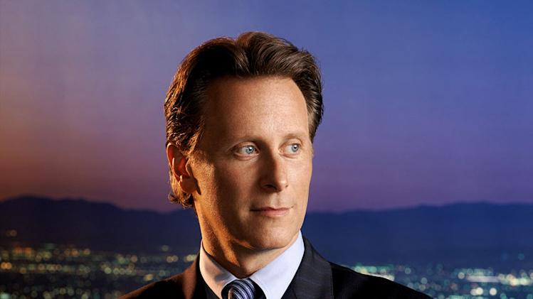Steven Weber stars as Jack Rudolph in Studio 60 on the Sunset Strip on NBC.