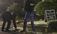 US: Five Killed In Apartment Complex Shootings