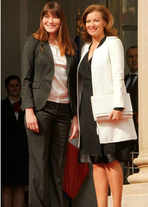 fashion, style, first lady, France