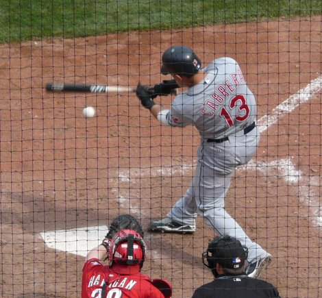 In 2011, Asdrubal Cabrera had a career year at the plate.